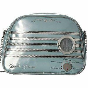 Betsey Johnson Retro Radio Bag